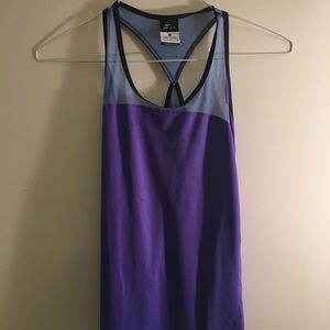2 Nike Dri-Fit tank tops